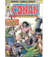 Conan The Barbarian Comic Book #52 Marvel Comics 1975 VERY FINE- - $4.75