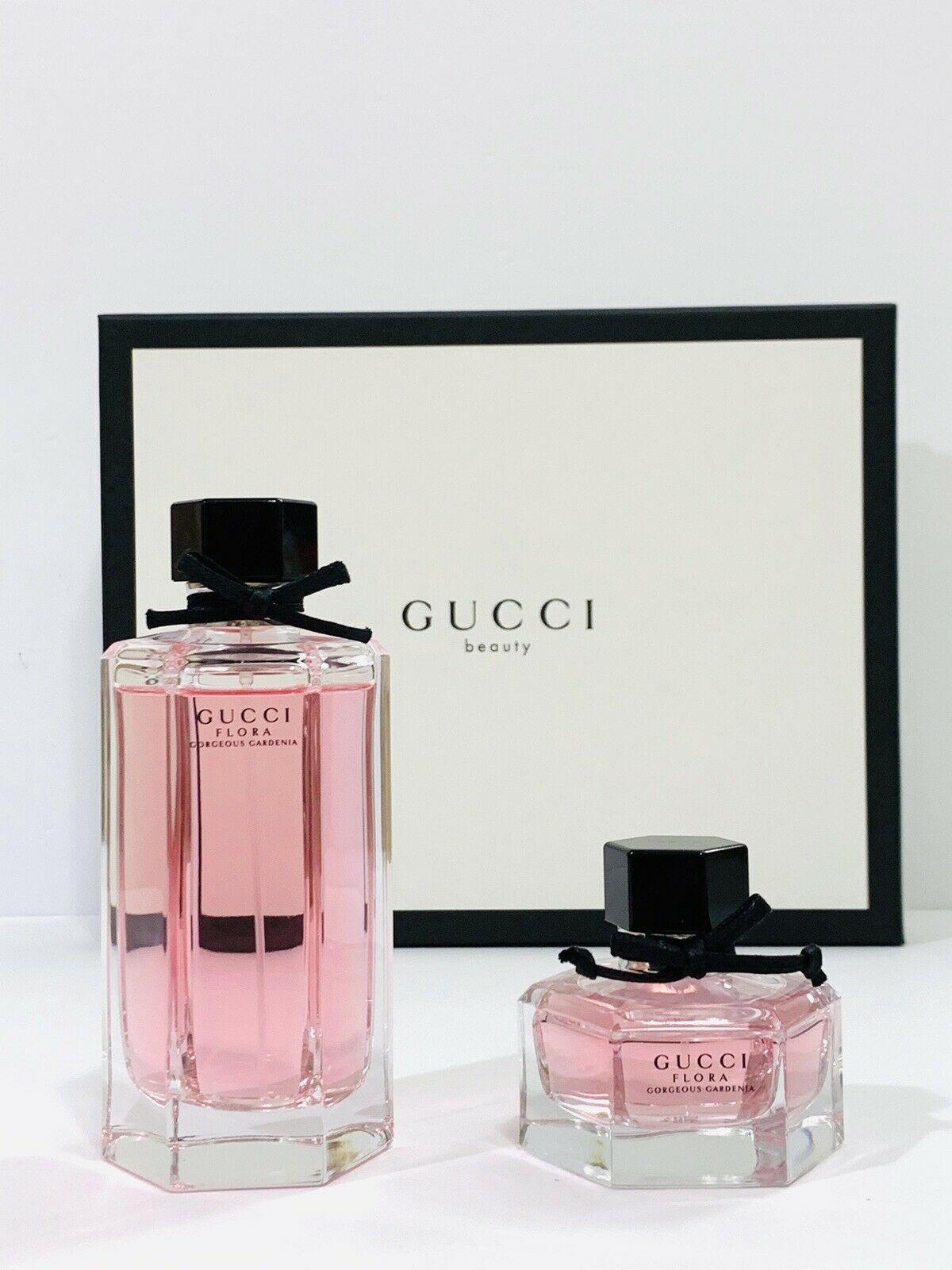 Aaaaaaagucci flora pour femme eau de parfum set