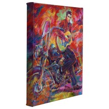 Blend Cota The King of Rock and Roll Wrap 11 x 14 Wrapped Canvas Elvis Presley - $79.00