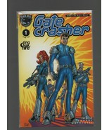 Gate Crasher #1 - March 2000 Black Bull - Ring of Fire - Wald, Conner, P... - $1.86