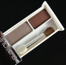 Clinique Colour Surge Eyeshadow Duo in New York Dawn and Chocolate Chip ... - $17.98