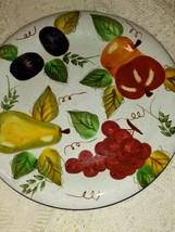 """Oneida Vintage Fruit 10 1/2"""" Dinner Plate - $7.91"""
