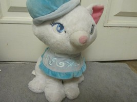"14"" Disney Store Exclusive Aristocats Marie Plush Stuffed Cat Nordic Win... - $11.95"