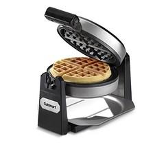 Cuisinart WAF-F10 Belgian Waffle Maker, Stainless Steel - €47,32 EUR