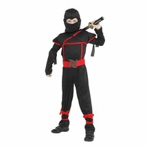 Boys Kids Ninja Cosplay Costumes Christmas New Year Purim Festival Ninja... - $23.89
