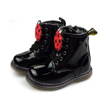 Ngo autumn boot non slip keep warm children fashion toddler boots size 22 28 kids shoes thumb200