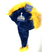 Super Bowl XLVIII (48) NFL Commemorative Mohawk Dangle Hat by Forever Collectibl - $15.99