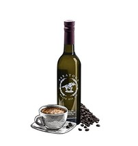 Saratoga Olive Oil Company Espresso Dark Balsamic Vinegar 375ml 12.7oz - $26.90