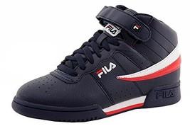 Fila Kid's F-13 Sneakers Fila Navy/White/Fila Red 4.5 - $55.63