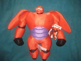 Disney Baymax Mech Plush 15 inch. Big Hero 6 Authentic Disney.Brand New. - $29.69