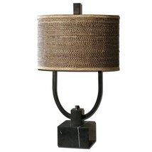 Uttermost Stabina Metal Table Lamp image 1