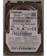 "MK4034GSX Toshiba 40GB 2.5"" HDD2D39 Drive Tested Free USA Ship Our Drive... - $10.44"