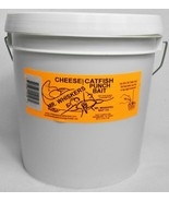 Mr. Whiskers Catfish Punch Bait, Cheese, 5 Gallon - $225.00