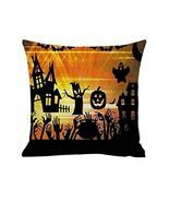 DRAGON SONIC Halloween Pillow Cover, Throw Pillow Cover Cushion Case Sof... - $10.06