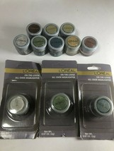 L'oreal On-The-Loose Shimmering Powder Eye Shadow Choose Your Shade - $9.99