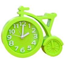 George Jimmy Cute Student Alarm Clock Stylish Silent Bedside Alarm Clock #4 - $26.52
