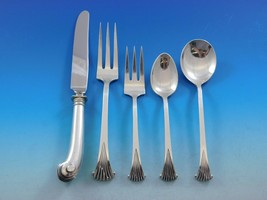 Onslow by Tuttle Sterling Silver Flatware Set for 8 Service 68 Pieces Old - $4,895.00