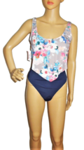 Vicious Young Babes (VYB) Floral Swimsuit Top Size L image 1