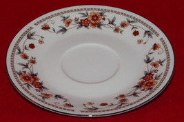 """Vintage Sheffield Fine China Saucer Plate Anniversary Pattern Made in Japan 6"""" - $5.99"""