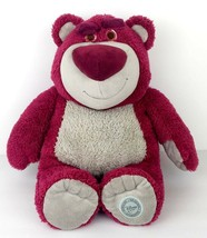 "LOTSO Huggin' Bear Strawberry Scented 15"" Disney Store Excl. Toy Story 3... - $16.99"
