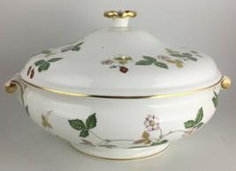 Wedgwood Wild Strawberry Covered vegetable bowl  - $65.00
