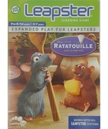 Leapfrog Leapster Learning Game: Ratatouille For Leap Frog Arcade - $7.90