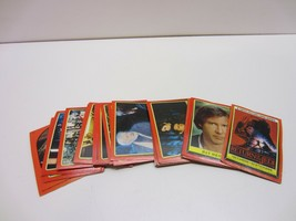 Vtg 1983 Topps Return Of the Jedi Star Wars Picture Card Series Sticker ... - $12.99