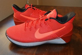 the best attitude e2632 c67bc NIKE KOBE A.D. (GS) 12 XII UNIVERSITY RED 869987 608 US YOUTH SIZE 5.5