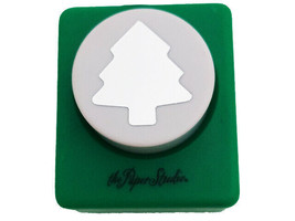 The Paper Studio Christmas Tree Punch