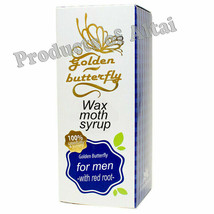 Wax moth tinctures are the key to male power(Ognevka)100 ml.100% natural! Altai - $18.87