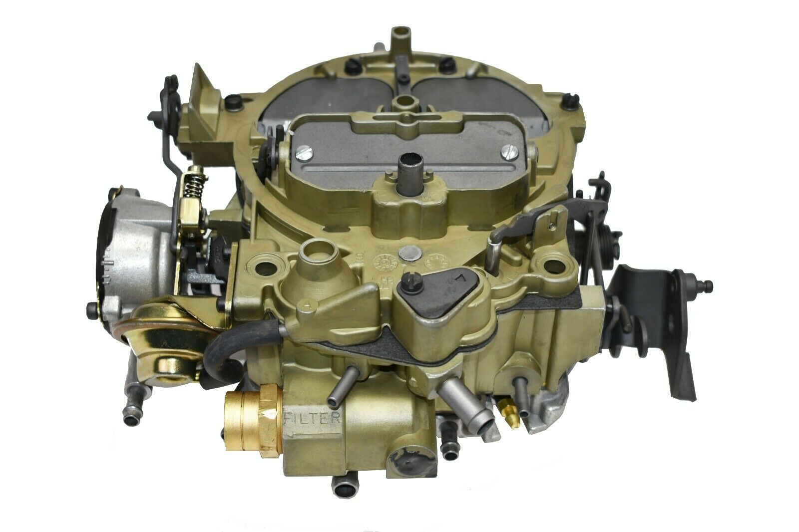 Remanufactured Rochester Quadrajet Carburetor 75-85 Hot Air