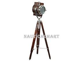 Classical Design Search Light Spotlight Floor Lamp By NauticalMart - $187.11
