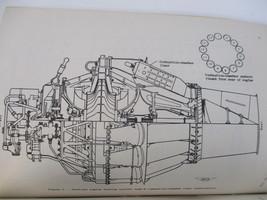 Turbojet Engines Aircraft Turbine Blades Science & Technology NACA NASA ... - $79.60