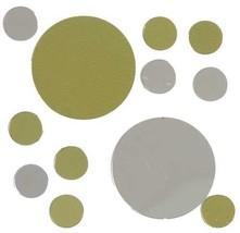Confetti MultiShape New Bubbly Gold Silver -As low as $1.81 per 1/2 oz FREE SHIP - $3.95+