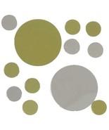 Confetti MultiShape New Bubbly Gold Silver -As low as $1.81 per 1/2 oz F... - $3.95+