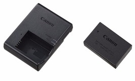 Canon LC-E17 Charger and LP-E17 Battery Pack *9968B001* EOS Rebel T6i or... - $79.19