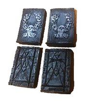 Crypt Door (Set of 4) 28mm scale pre painted Dungeon Game Terrain Accessories