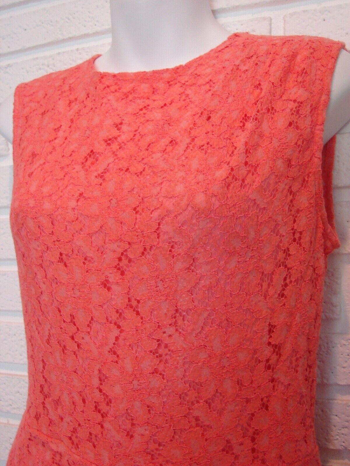 DOLCE VITA Size Medium Mock Wrap Lace Romper
