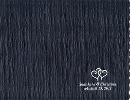 """50 Personalized printed 24# Paper placemats wedding 10"""" x 14"""" Graduation... - $15.83+"""