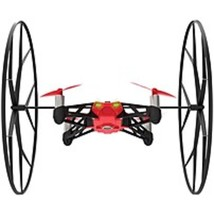 NOB Parrot PF723002 Rolling Spider MiniDrone - Red - $40.18