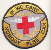 US Army EAGLE DUST OFF PATCH- VELCO NEW!!! - $11.87