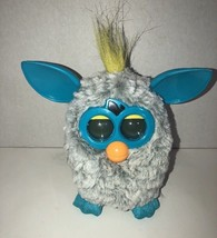 """Hasbro Furby BOOM """"A Mind Of Its Own"""" Talking 2012 Teal and Gray - $32.95"""