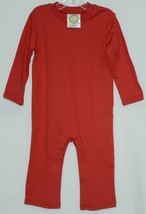 Blanks Boutique Boys Long Sleeved Romper Size 18 Months Color Red image 1