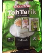 2 bags (30 sachets) Aik Cheong Teh Tarik, Pulled Tea (Milk Tea) - $45.00