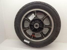 1982 Kawasaki Csr Twin KZ750 Rear Wheel Rim Cast 16X3.00 Twin KZ750 - $58.95