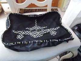 Vera Bradley Medium Packing Cube Travel Bag Basket Weave pattern   - ₹2,849.26 INR