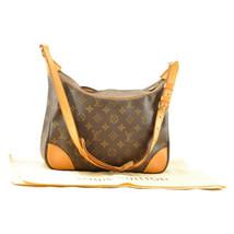LOUIS VUITTON Monogram Boulogne 30 Shoulder Bag M52165 LV Auth 8807 - $420.00