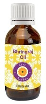 100% Pure Bhringraj Oil Hair Essential Natural Aromatherapy Therapeutic Grade - $12.19+