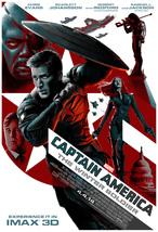 Captain America The Winter Soldier Poster Marvel Comics Art Film Print 2... - $10.90+
