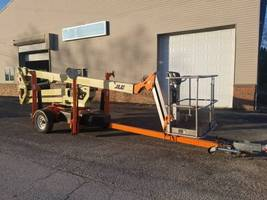 2014 JLG T500J TOWABLE BOOM LIFT FOR SALE IN 53963 image 6